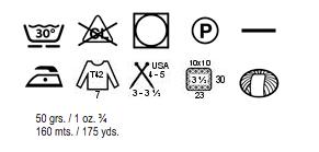Características y cuidados de la lana Katia Bayby Soft 3,5