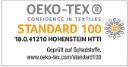 Cumple certificado Oeko - Tex